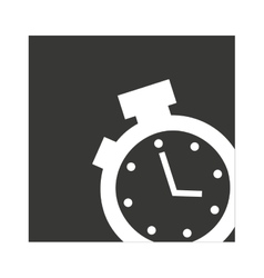 timer counter chronometer isolated vector image