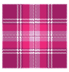 Violet Tartan Plaid Pattern Design vector