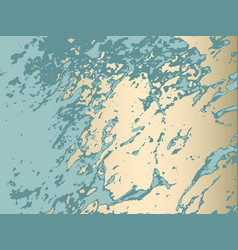 abstract grunge pattina effect vector image