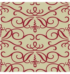 fancy pattern vector image