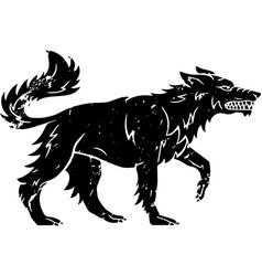 stark school game of thrones vector image