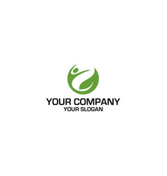 Mental health and psychology logo design vector