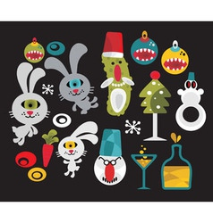 Misc characters vector