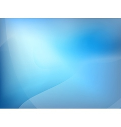 Techno abstract blue background EPS10 vector image vector image