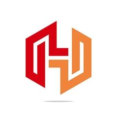 Symbol hexa color design symbol icon vector