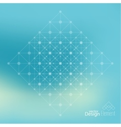Abstract neat Blurred Background vector