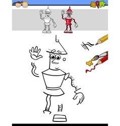 Education task for preschool kids vector