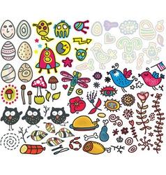 Misc sketches vector