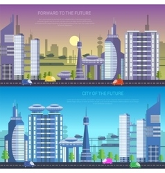 City future vector