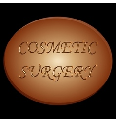 Cosmetic surgery vector