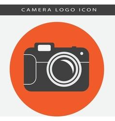 Camera logo icon vector image