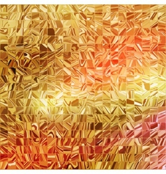 Hot mosaic background template EPS 10 vector image