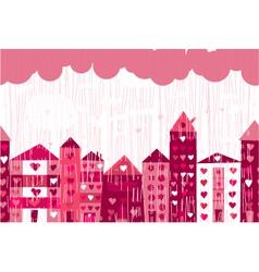 love city vector image vector image