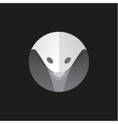 Cobra Head is a unique of modern vector image