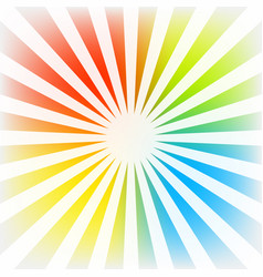 colorful background with star shape vector image