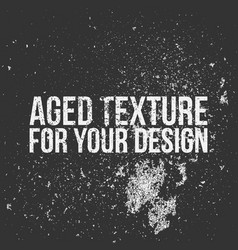 aged texture for your design vector image vector image