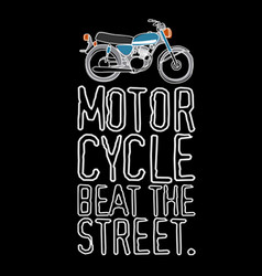 Beat street vector