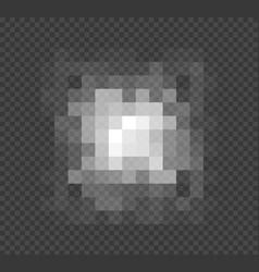Blured grey squares censorship background vector
