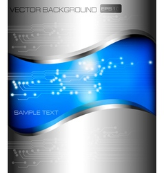 circuit map vector image