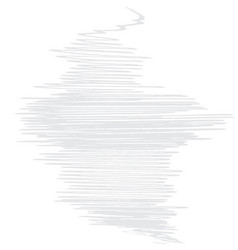 delicate white background vector image