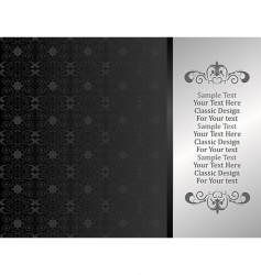 luxury background for design vector image