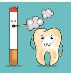 Dental care design vector