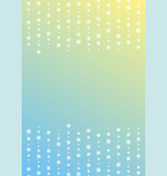 Sparkling line frame abstract background vector