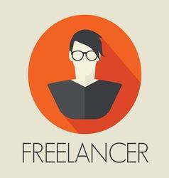 freelance1 resize vector image