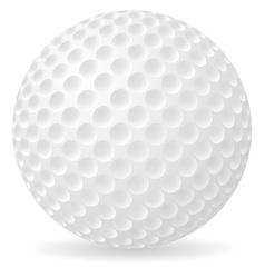 Golf 01 vector