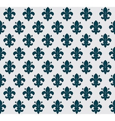 Heraldic seamless background vector