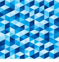 Abstract Geometric Background - Seamless Pattern vector