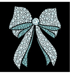 Diamond bow composition vector