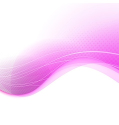 Modern pink transparent background template vector