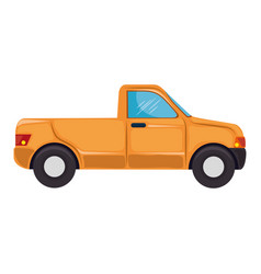 pickup icon image vector image