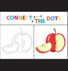 Children s educational game for motor skills vector