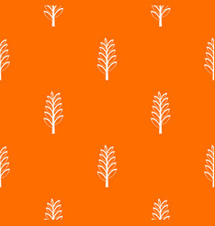 spica pattern seamless vector image