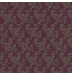 Vintage Royal ornament pattern vector image