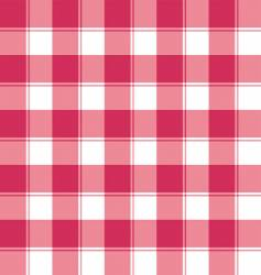 checked weave vector image vector image