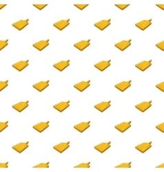 Cutting board pattern cartoon style vector