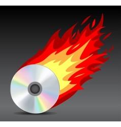 Hot disk vector