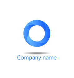 Logo design company logo vector