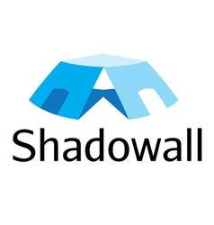 Shado wall Design vector