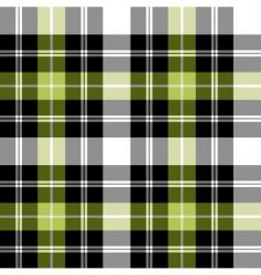 tartan plaid vector pattern vector image vector image