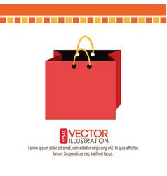 Commercial icon design vector