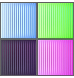 Metal graphic background template vector image