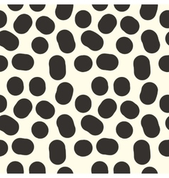 Pattern cow spots vector image vector image
