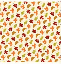 Leaf pattern on tan vector