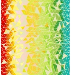 Abstract colourful background vector image