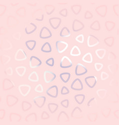 seamless pattern in trendy pastel colors vector image