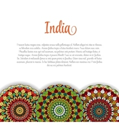 Creative Indian Independence Day concept with vector image
